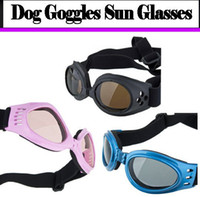 Wholesale Fashion Pet Dog UV Goggles Sun Glasses Sunglasses Eye Wear Protection