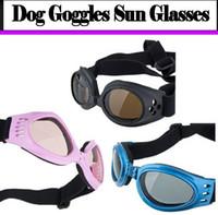 al por mayor gafas para perros-Perro de mascota de moda UV Gafas de sol Gafas de sol de los ojos Protección contra el desgaste