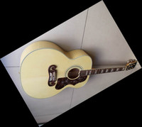 Wholesale Rare China Brand New Acoustic Guitar made of maple Soild wood best quality