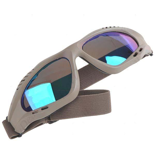reflective snowboard goggles  colorful reflective
