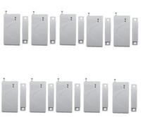 achat en gros de gsm capteurs de porte-433MHz capteur de porte sans fil pour GSM Home Security Alarm System