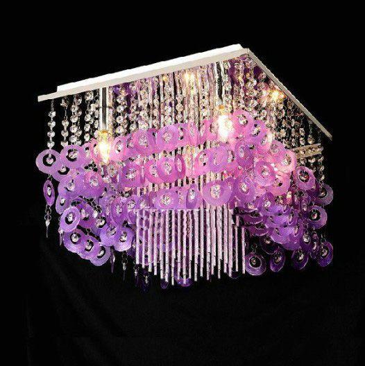 2017 Modern Fashion High Quality Purple Natural Shell