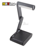 Shadeless Modern Wall Mouted Foldable Folding Touch Controlled Table Night Reading Light LED Desk Lamp [21409|01|01]