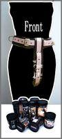 Female Chastiy Belt  Sex toys Adult Sex toys bondage Bound Collars novelties Genuine leather Restraint Sex Toys