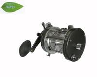 Wholesale FLB fishing reel trolling reel AL Smooth main gear applied star drag system