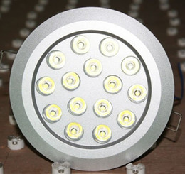 Wholesale Price High Lumen-High Quality Dimmable 15X2W LED Down light, LED Ceiling Light