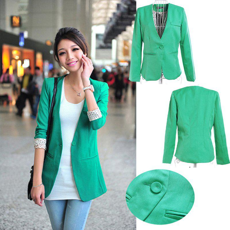 Blazers Casual Women Women's Casual Blazer One