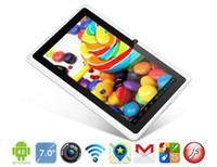 "Extra Charger Hongkong Tablet PC Allwinner A13 Q88 tablet pc 7"" capacitive Screen android 4.0 1.2GHz 512MB 4GB Dual camera"