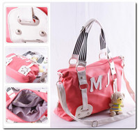 Wholesale schoolbags Students PU Messenger backpack fashion campus bag cute girls shoulder bag