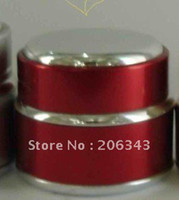 Wholesale 30g cream bottle cosmetic container cream jar Cosmetic Jar Cosmetic Packaging anuminum glass