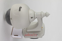 Wholesale Hot H P IR CUT WIFI PTZ Outdoor Waterproof Dome IP Camera Built in GB TF Card xOpitical Zoom DHL S572