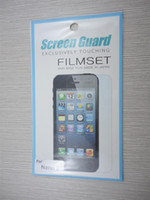 Wholesale Clear Screen Protector Film Guard Skin Case Cover for iPod nano with no package DHL