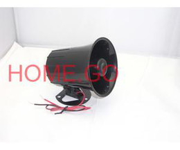 Outdoor Wired Alarm Siren Horn for Home Alarm System 12V 110dB