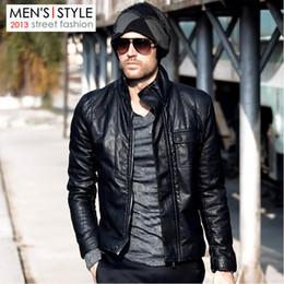 Wholesale Wild Beast Men s Cool Motorcycle Jacket Thicken Men Coat Jacket Coat Wool Coat Winter Coat Winter Jacket High Quality