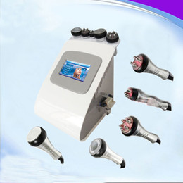 Wholesale Spa Salon ultrasonic liposuction cavitation slimming equipment vacuum cavitation system