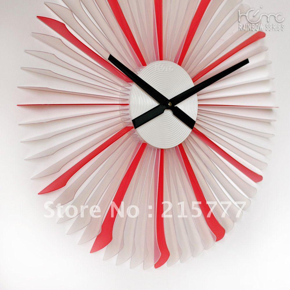 kitchen wall clocks modern re re