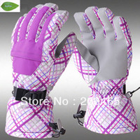 Wholesale SG05 Waterproof Snow Gloves Winter Motorcycle Cycling Ski Snowboarding Glove