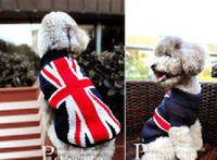 Black no brand clothing - 2012 Hot Sell NO brand new pet clothes colorful cute plaid design winter knitted sweater for dog