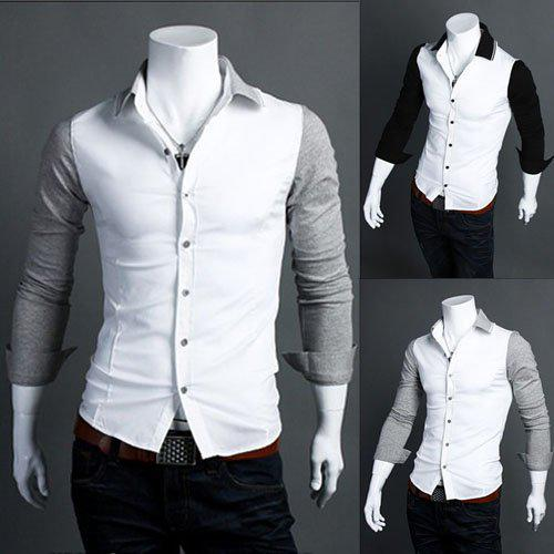 Online Cheap Cheap Mens Shirts Men Designer Shirt Mens Party Shirt ...