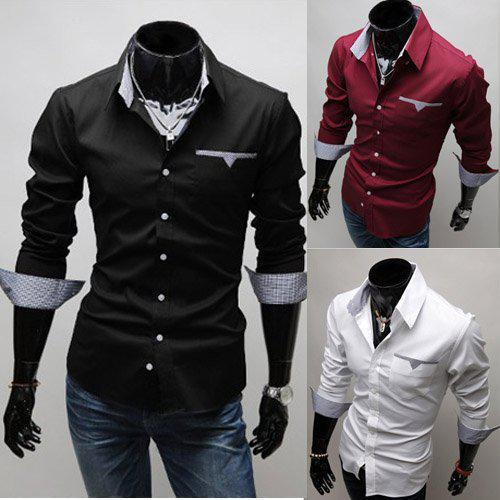 fitted shirts for men artee shirt