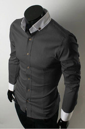 Wholesale Mens Cheap Shirts Designer Men Shirt Men Dress Shirt Fashion Shirts for Men MS067