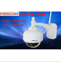 Wholesale Genuine Foscam FI8919W Outdoor Wireless IP Camera Night Vision Free Bounded Dynamic DNS Service