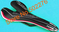 Wholesale FLYXII Full carbon K BLACK Saddle For MTB Road Bike Frame g
