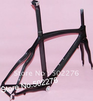 Wholesale FR308 Full Carbon k Road Bike Bicycle Frame cm and Fork seatpost clamp alloy headset