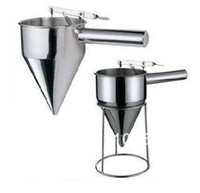 Wholesale Stainless Steel Funnel for Batter Dispenser