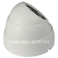 Wholesale 24 IR TVL sony ccd dome cctv camera security surveillance OSD ATR DIB70