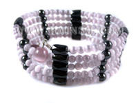 Wholesale Rainso Magnetic Hematite Bracelet Hematite Jewelry OHL