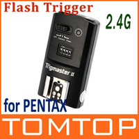 Wholesale Aputure Flash Trigger Trigmaster II G RECEIVER ONLY for PENTAX Channels D798
