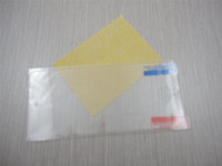 Wholesale 50pcs Durable Brand Professional Clear LCD Screen Protector for itouch no retail package