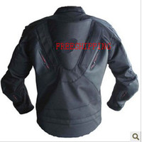 Wholesale 2013 Oxford professional racing Jacket motorcycle Jacket with hump black jacket M L XL XXL