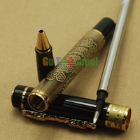 Wholesale Jinhao Noble Brass Legend Of The Dragon Rollerball Pen