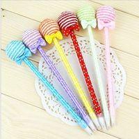 Calligraphy & Fountain Pens balpoint pen - korean stationery plastic balpoint pen as gift pen high quality