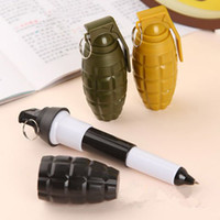 Wholesale Photo Color Novelty Cartoon Pen Lovely Ballpoint Pen Grenades pen P533