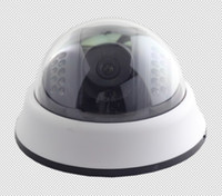 CCD Indoor 22 LED Wholesale - High Resolution 600TVL Sony CCD 22 IR Security Indoor CCTV Camera PG-MD0406W