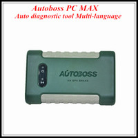 Wholesale 2013 Autoboss PC MAX Wireless VCI Professional UPDATED BY CD New version Hot obd03