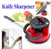 Wholesale Knife Sharpener Scissors Grinder Secure Suction Chef Pad Kitchen Sharpening Tool