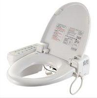 Wholesale intelligent bidet plastic ABS PP bidet eletronic bidet cover warm water bidet