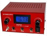 Wholesale red Digital LCD tattoo machine power supply