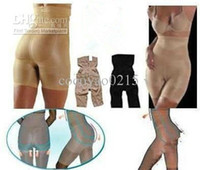 Cheap Top No.1 Beauty Slim Pants Body Shaper for women Beige and black High Quality