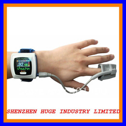 Wholesale Model no F recharge battery CE FDA wrist without bluetooth fuction Fingertip Pulse Oximeter