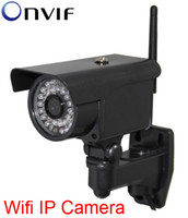 Wholesale H Megapixel Resolution quot CMOS Waterproof Wireless CCTV Wifi IP Camera