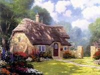 art house reproductions - Famous Reproduction Tomas Landscape Oil Painting Tomas Landscape Art Wall Tomas House Paints Canvas