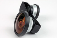 Wholesale new style Macro fisheye super wide angel lens for iphone IB FMSW