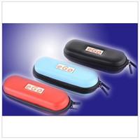 Wholesale Electronic Cigarette Zipper Case E Cigarette case Middle big size choice