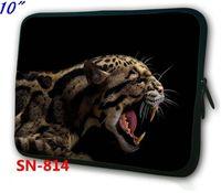 "Cheap 10""-10.2"" waterproof notebook laptop mini sleeve case bag for Tablet-Cheetah King-814"