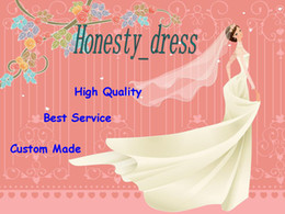 Wholesale Honesty_dress Other Charges Wedding Dress Gloves Jacket Capelet Veils Crown Underskirt Plus Size